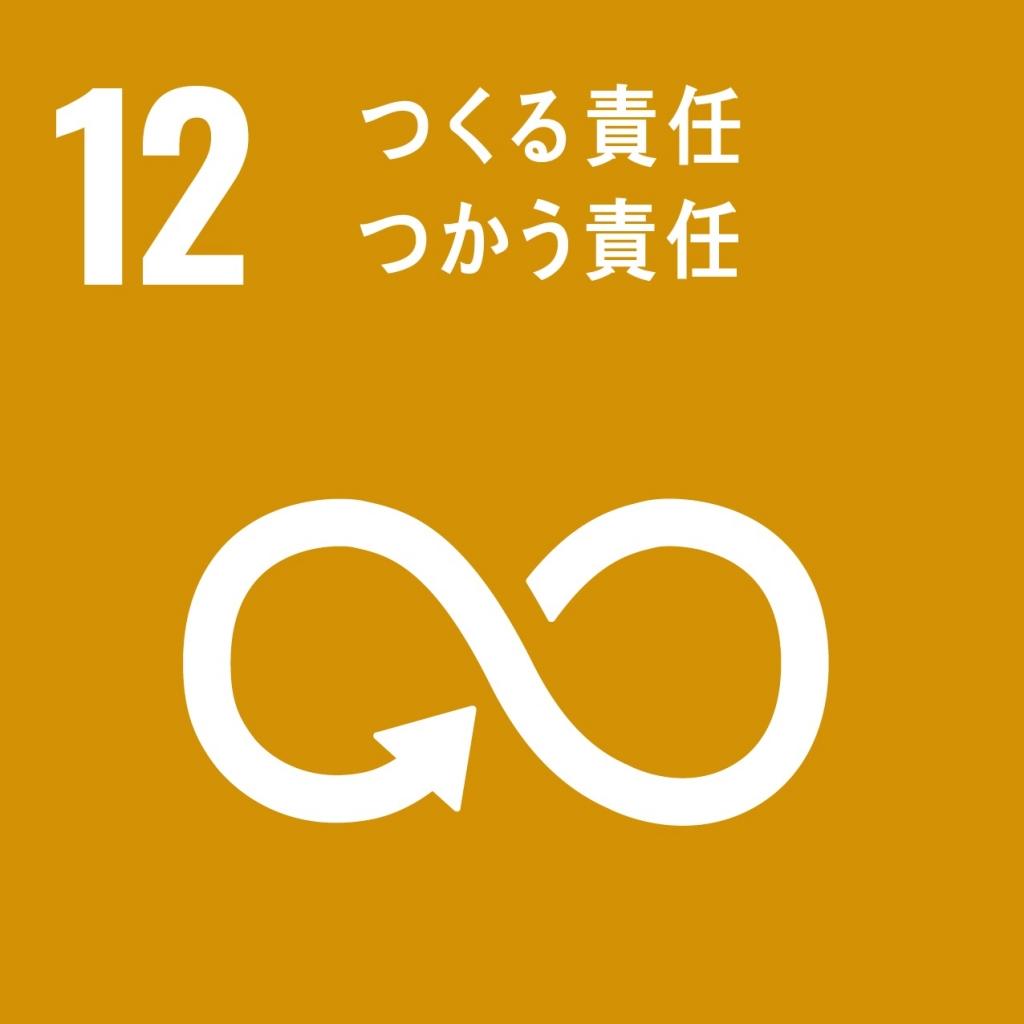 SDGs持続可能な消費生産形態を確保する 画像